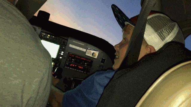 Starlight Flight - Scenic Tours
